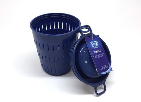 SEA HARVESTER BERLEY POT FOR CRAYFISH POTS