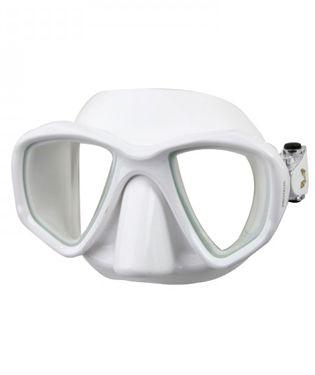 Sea Harvester Dive Mask 219 White Low Vol Silicon