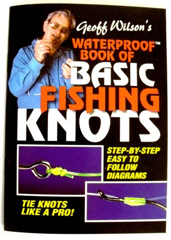 Fishing Knots Basic Book
