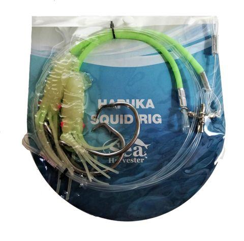 Sea Harvester Hapuka Rig Green Lumo