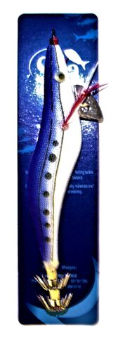 Sea Harvester Squid Jig 3.5 Blue