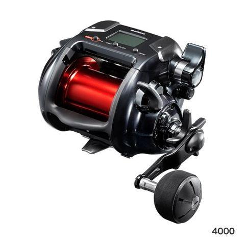 Shimano Ddm-4000 Plays Electric Reel