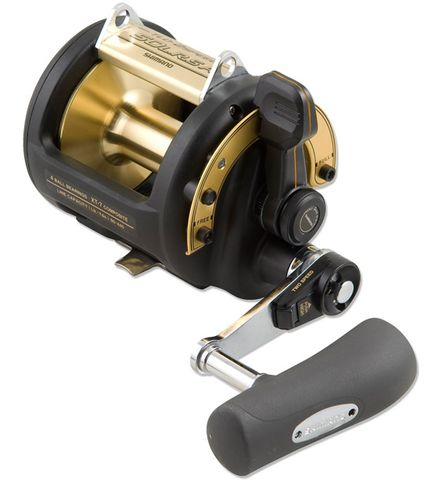Shimano Tld 50Ii Lrsa 2 Speed Reel