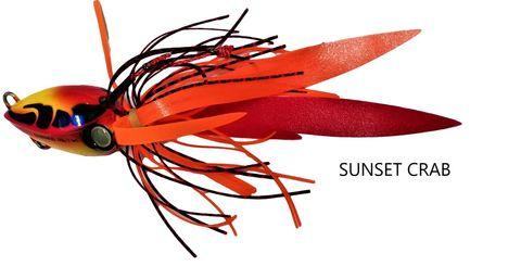 Shimano Lucanus 100G Sunset Crab