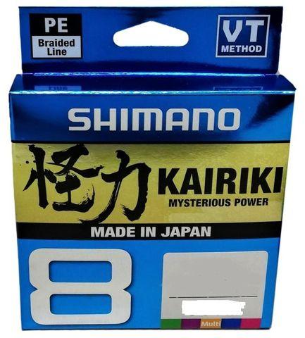 Shimano Kairiki 8 Multi 300M 50Lb 0.315Mm