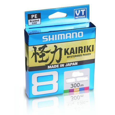 Shimano Kairiki 8 Multi 300M 15Lb 0.16Mm