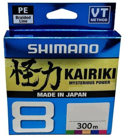 Shimano Kairiki 8 Multi 300M 30Lb 0.23Mm