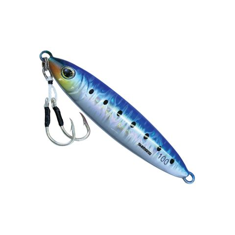 Shimano Coltsniper Wonderfall 40G 66Mm Blue Sardine