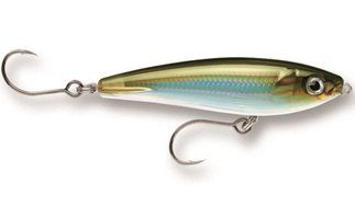 Rapala X-Rap Subwalk 15 Moss Back Shiner
