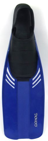Sea Harvester Snorkel Fin Blue Adult Medium