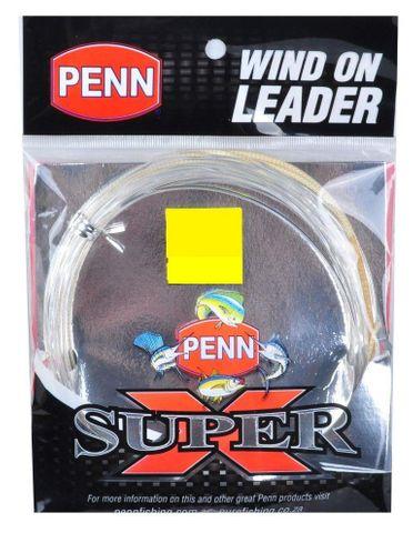 Penn Wind On Leader 100Lb