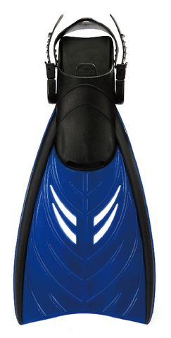Sea Harvester Dive Fin F42 Blue S/M Junior 9-13