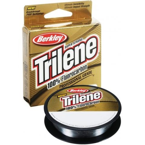 Berkey Trilene Fluorocarbon 15Lb 200Yd Clear