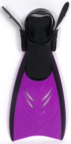 Sea Harvester Dive Fin F42 Purple S/M Junior 9-13