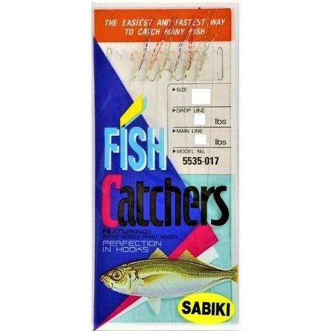 Owner Sabiki Mackeral Fish Skin #8