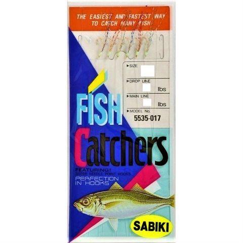 Owner Sabiki Mackeral Fish Skin #4