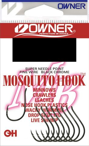 OWNER MOSQUITO HOOKS #10