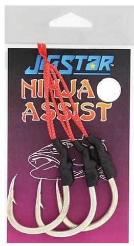 JIG STAR NINJA ASSIST HOOK  9/0