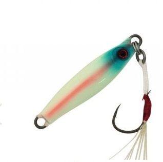 Ocean Angler Flea Micro Jig Pink Lumo 28G
