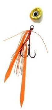 Ocean Angler Kabura Slider Orange Gold 40G