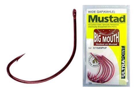 Mustad Big Mouth Hooks 1/0