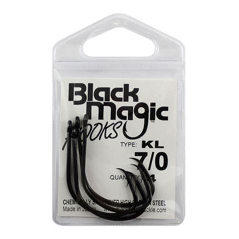 BLACK MAGIC KL 7/0 HOOK SMALL PACK