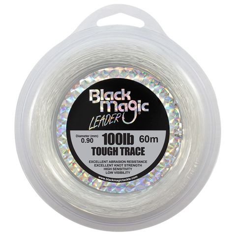 BLACK MAGIC TOUGH TRACE 100LB 60M