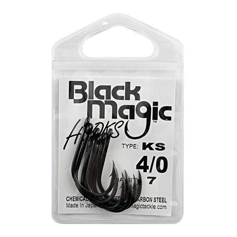 BLACK MAGIC KS 4/0 HOOK SMALL PACK
