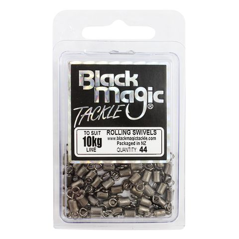 Black Magic 10Kg Rolling Swivel Economy Pack