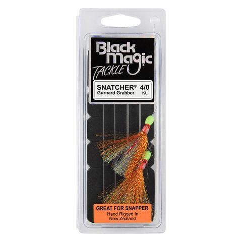 Black Magic Gurnard Grabber 4/0