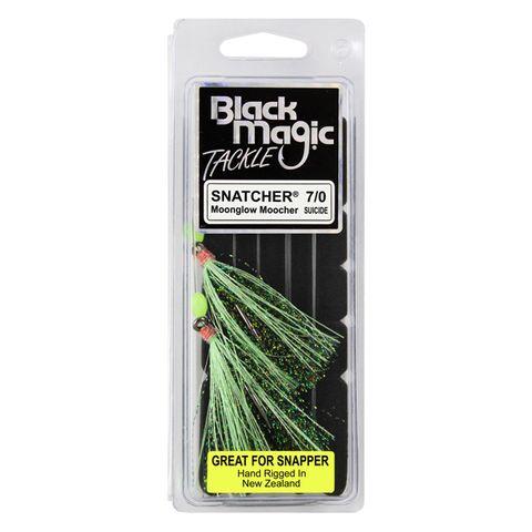 Black Magic Snapper Snatcher Moonglow Moocher 7/0