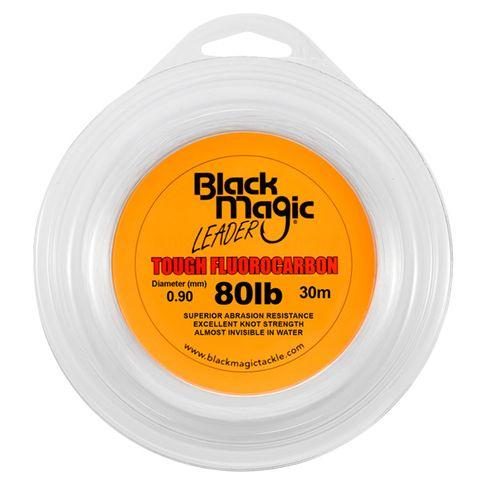 Black Magic Tough Fluorocarbon 80Lb 30M