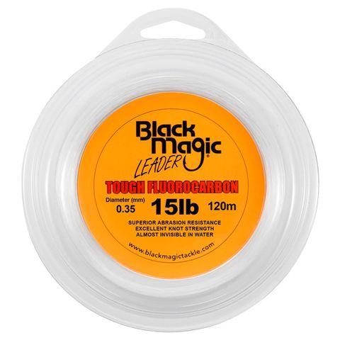 Black Magic Tough Fluorocarbon 15Lb 120M