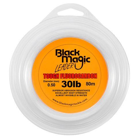 Black Magic Tough Fluorocarbon 30Lb 80M