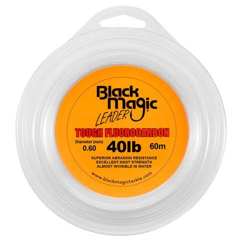 Black Magic Tough Fluorocarbon 40Lb 60M