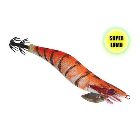 Black Magic Squid Snatcher 2.5 Orange Glow