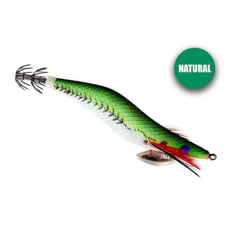 Black Magic Squid Snatcher 2.5 Black Green