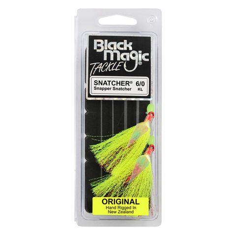 Black Magic Snapper Snatcher Xl 6/0