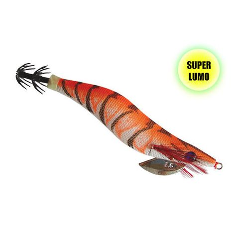 Black Magic Squid Snatcher 3.0 Orange Glow