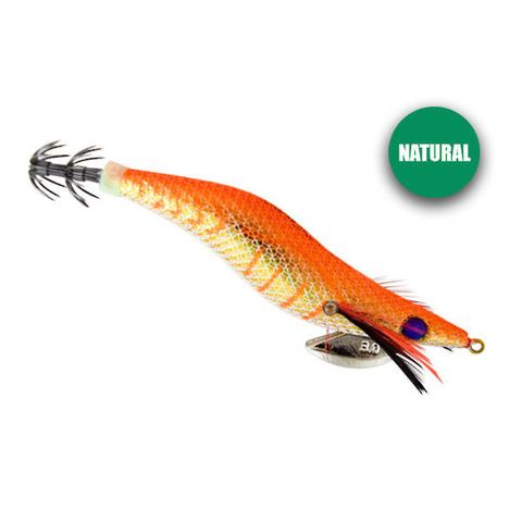 Black Magic Squid Snatcher 3.0 Orange Gold