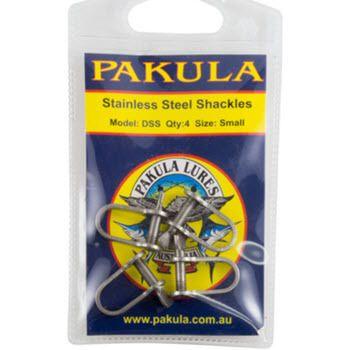 Pakula Dojo Shackles 2Mm 4 Pack
