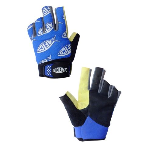 AFTCO SHORT PUMP LONG RANGE GLOVES XL