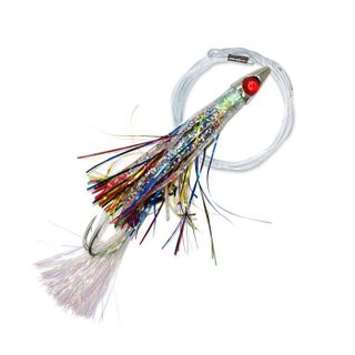 SKIPPY FEATHERED LURES RIGGED
