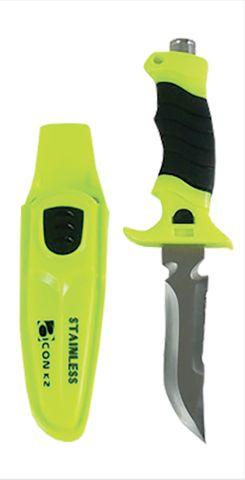 Atlantis Icon K2 Knife (Yellow)