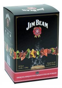 BRADLEY SMOKER JIM BEAM BISQETTES 48 PACK
