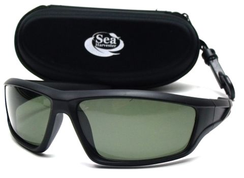 Sea Harvester Sunglass 80808 Polarised With Case
