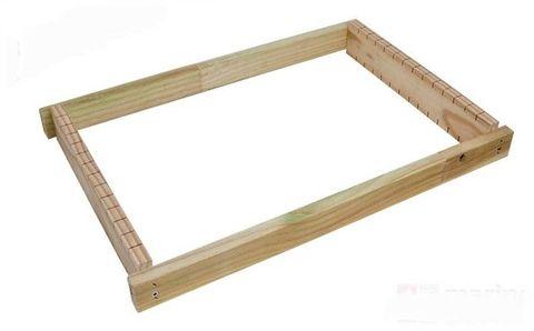 Nacsan Wooden Trace Rack