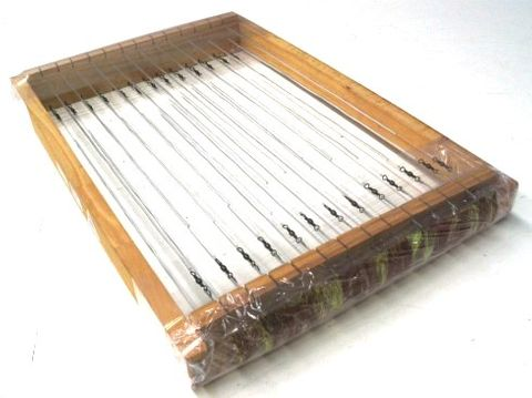 Nacsan Wooden Trace Rack 26 Flash/Tube Nacsan