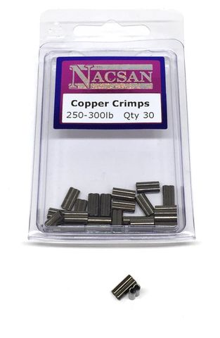 Copper Crimp 250-300Lb