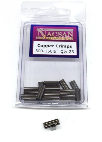 Copper Crimp 300-350Lb